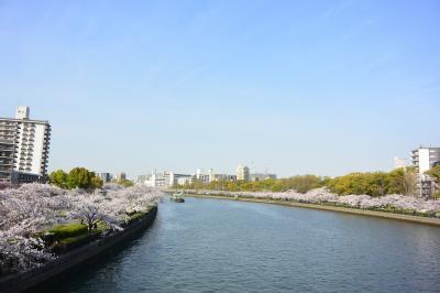 大阪・大川さくらリバークルーズ