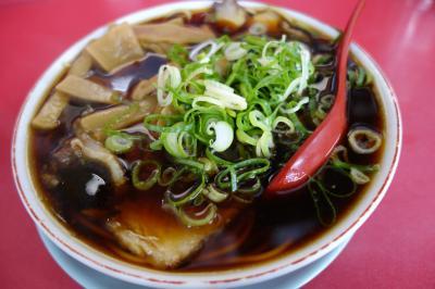 20210504 京都 新福菜館の黒いの。今回は竹入をお願いしてみる。