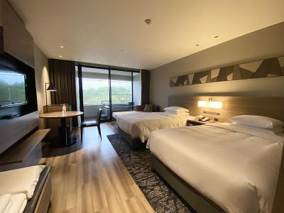 「伊豆マリオットホテル 修善寺」ラグジュアリーホテルの快適さと温泉を兼ね備えた宿♪