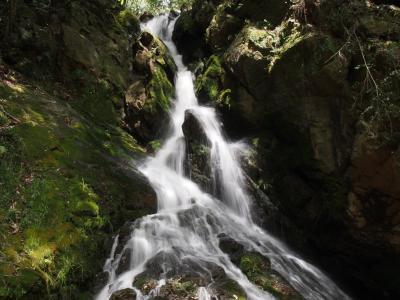 岡山県日帰り滝めぐり(1) 滝メグラーが行く226 鳴滝峡の滝群 井原市芳井町