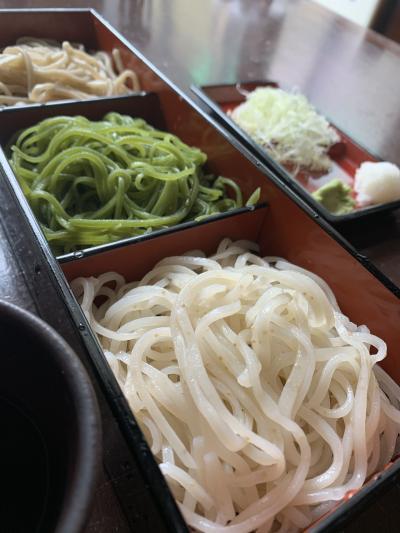 小京都☆足利散歩☆蕎麦めぐり