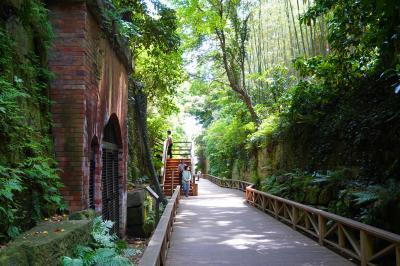 東京湾の無人島!猿島へ初上陸と走水神社。