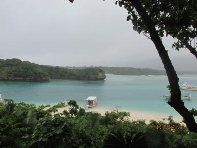 石垣再訪(8)川平湾観光。