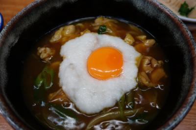 20210506-2 京都 山科の千成餅食堂、今日はカレーうどんをお願いしてみる