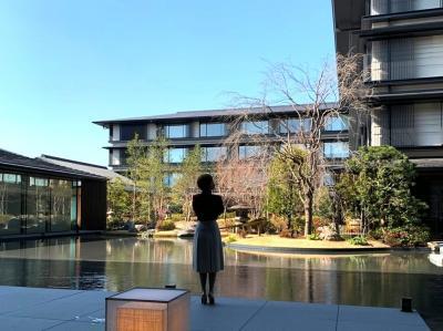 お誕生日は「HOTEL THE MITSUI KYOTO」でステイホテル♪ホテル内で素敵に過ごした2日間