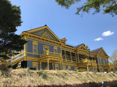 函館元町 リニューアルした旧函館区公会堂と北方民族資料館