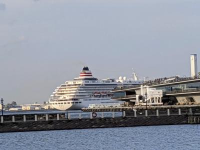 今年は自粛のGW、横浜で大人しく過ごしてみたら、ここが密だった…豪華客船は何処へ向かう?