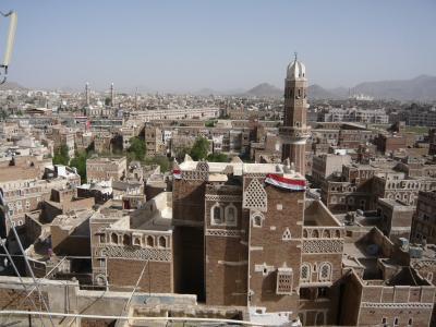 イエメンの旅(6)----アラビアンナイトの様な景観都市・サヌア