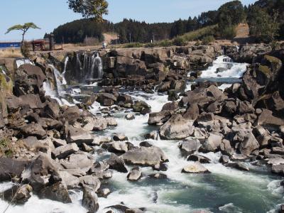 2017年春 鹿児島湯めぐり旅(4) 滝メグラーが行く207 東洋のナイアガラ・曽木の滝 鹿児島県伊佐市