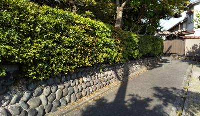 堀田に残る鎌倉街道