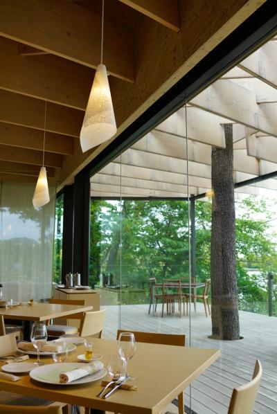 ミクニ伊豆高原、こんなレストランを待ってました。
