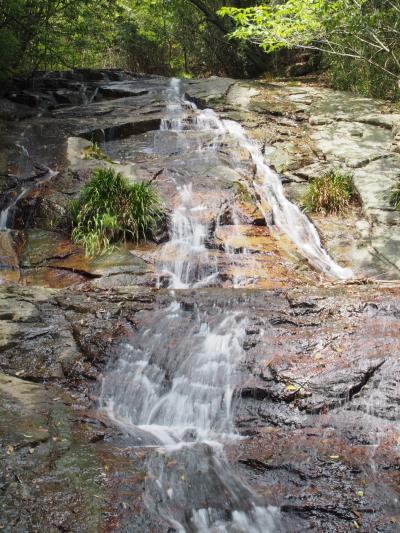岡山県日帰り滝めぐり(2) 滝メグラーが行く227 井原市美星町のお手軽滝めぐり