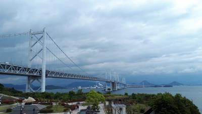 2021年5月 瀬戸大橋