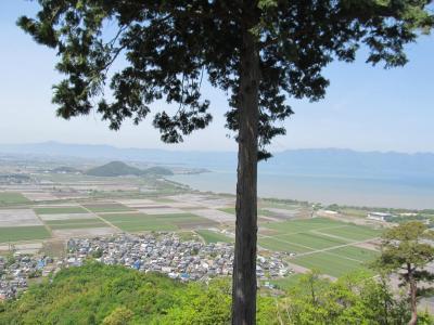 近江 八幡山ウォーキング