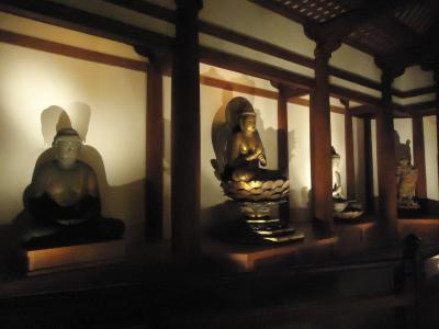 マサチューセッツ州 ボストン - ボストン美術館(9)日本の仏像展示室が素晴らしい