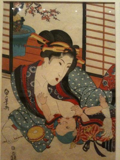 マサチューセッツ州 ボストン - ボストン美術館(10)日本の浮世絵