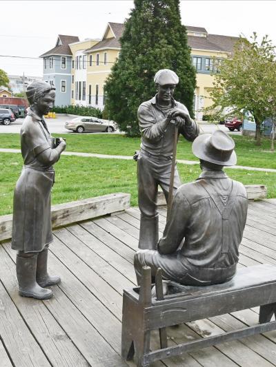 漁師と日系人の街 スティブストン