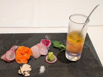 【湯河原温泉】オーベルジュ湯楽〈イタリア産トリュフのフルコース〉