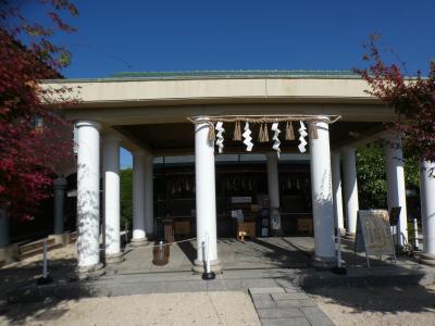 京都 八幡 飛行神社(Hikou-jinja Shrine, Yawata, Kyoto, JP)