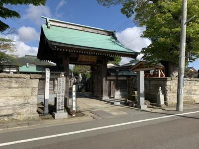 秋田三十三観音霊場に行ってみる。