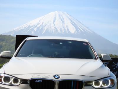 本栖湖の芝桜と富士五湖巡り