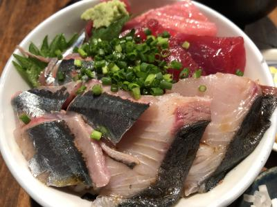 築地発の海鮮居酒屋「はじめ鮮魚店」~コスパが高い海鮮丼ランチを築地で提供している魚屋の店主のお店~
