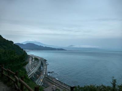 静岡県、富士山展望の旅