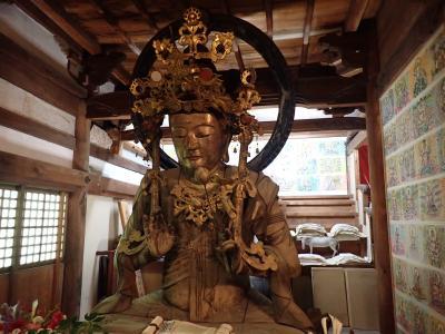 クロスカブで西国観音巡り 3日目 第4番 施福寺から 第5番 葛井寺へ行きました。