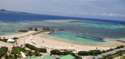 オリオンモトブでまったり沖縄本部の休日~エメラルドビーチとフクギ並木
