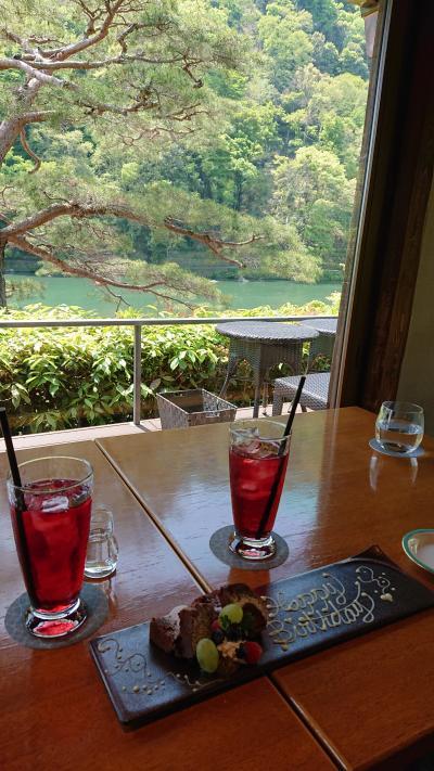 2021年4月 久しぶりの嵐山で翠嵐ラグジュアリーコレクションホテル京都にステイ♪ちょこっとMUNI KYOTOも★