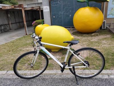しまなみ海道サイクリングと東広島