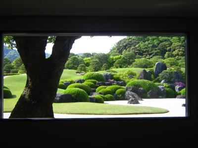'21 GW山陰100名城旅24 安来 日本庭園ランキングで18年連続で1位の足立美術館