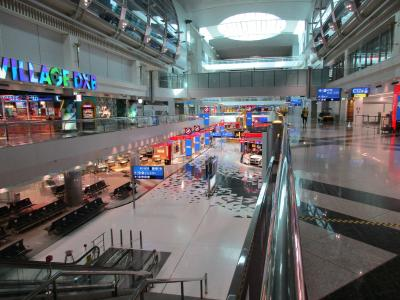 エミレーツ航空減便のおかげで楽しんだ、ドバイ国際空港28時間ステイ!
