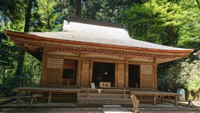 プレザンス桜井に泊まることが目的 そして、初、長谷寺&室生寺 詣で。Vol.2