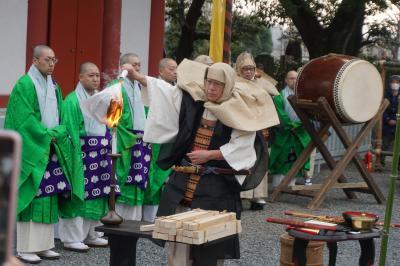 東京の節分2020~川崎大師節分会・豆まき式から、池上本門寺の節分追儺式、宝仙寺の僧兵行列・節分会まで。都内の節分は参加者も多くて盛況です~