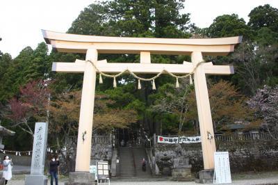 七年に一度、信州「戸隠神社」式年大祭(渡御の儀)