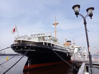 桟橋を移動!?営業就航の継続が難しいクルーズ船