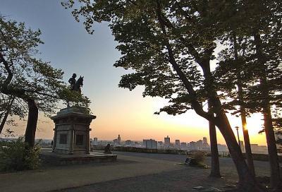 爆走1800キロ!宮城・杜の都で早朝散歩と仙台空港満喫の旅