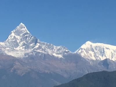 2019年やっと神々の山々・ヒマラヤへその4