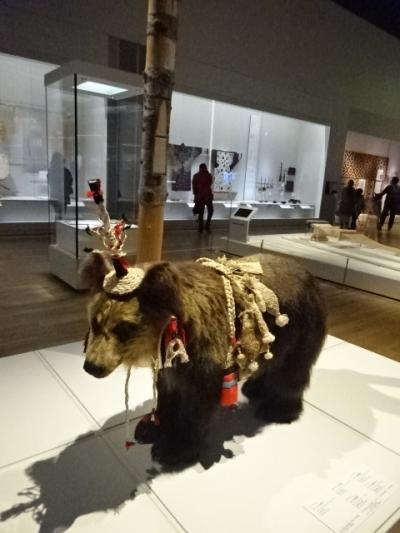 2021年北海道紀行、10、ウポポイ、後半、国立アイヌ民族博物館はアイヌ目線ではない