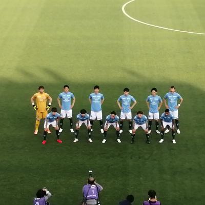 【リーグ戦初勝利!】あれ?横浜FCが勝ったよ。湘南ベルマーレとの神奈川ダービーマッチ!