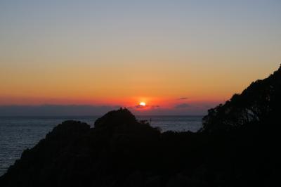 とびしま海道経由で愛媛、高知へ(2日目 今治から国道439号経由で足摺へ)