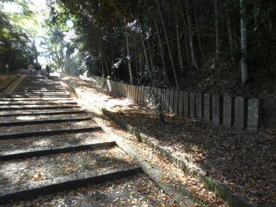 京都 八幡男山 石清水八幡宮表参道(Main Approach, Iwashimizu Shrine, Yawata, Kyoto, JP)