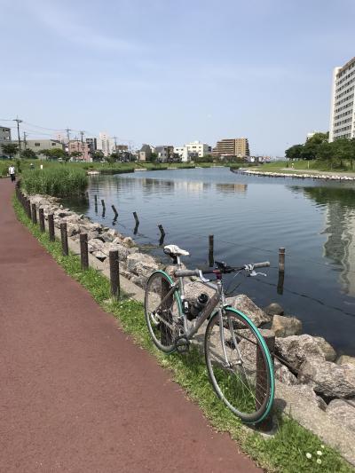 2021年5月14日 東京サイクリング 城東