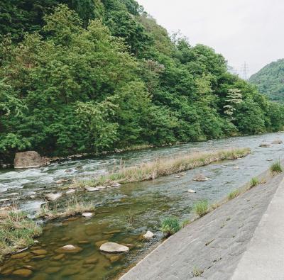 長野城山(じょうやま)公園と裾花峡温泉うるおい館