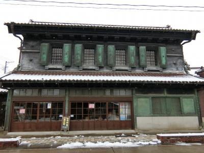 今年の冬は雪が少ない福島。会津絵ろうそく祭りと喜多方ラーメン2日目、喜多方編
