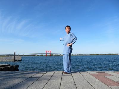マイクロツーリズム!地元、浜松市西区の弁天島温泉にお泊りと散策