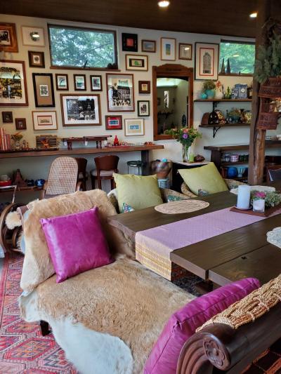 魅惑の小さなマナーハウス&カフェめぐりSunday
