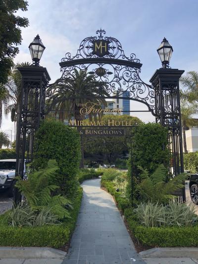 2021 5月 Fairmont Miramar Santa Monica 宿泊記