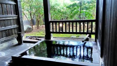 シニア夫婦温泉旅 筋湯温泉に泊まる② 日本秘湯を守る会の宿